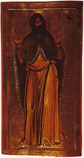 Elijah Biblical prophet