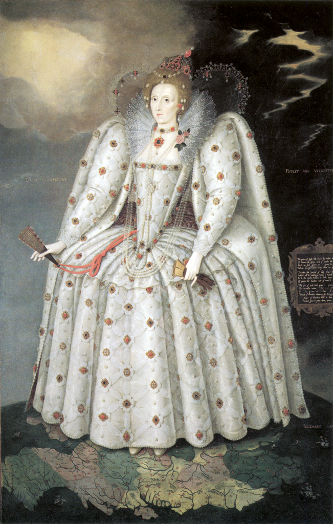 File:Elizabeth I, Ditchley portrait.png - Wikimedia Commons