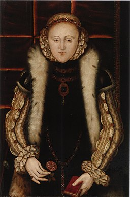 Elizabeth I English School c 1560