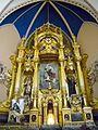 Elizondo - Iglesia de Santiago Apóstol, interior 08.jpg