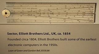 Elliott Brothers (computer company) company
