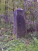 Elz (Westerwald), Kurtrierscher Stundenstein.jpg
