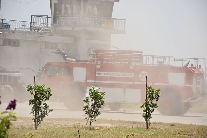 File:Emergency Exercise Faisalabad International Airport May 2016 42.jpg