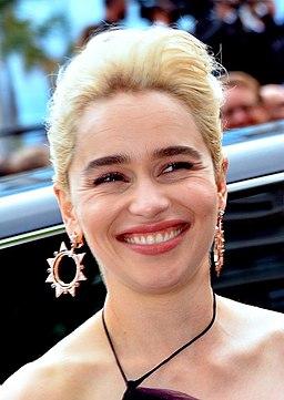 Emilia Clarke Cannes 2018