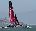 Emirates Team New Zealand at the Louis Vuitton Cup 2013.jpg