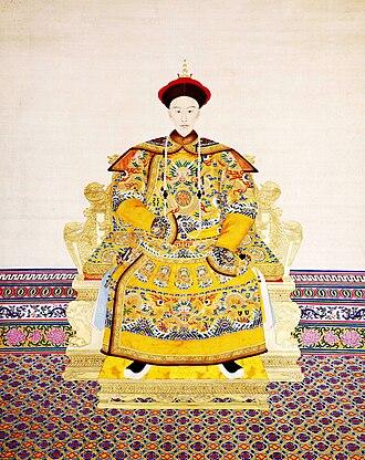 Guangxu Emperor - Image: Emperor Guangxu