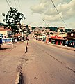 Empty roads in Uganda due to the covid crisis that resulted into the lockdown.jpg