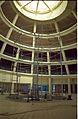 Energy Ball Under Construction - Dynamotion Hall - Science City - Calcutta 1996-December 909.JPG