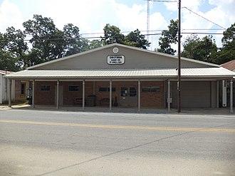 Enigma, Georgia - Enigma City Hall