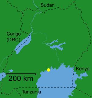 Entebbe,  Central Region, Uganda