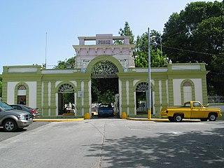 Cementerio Civil de Ponce Historic burial ground in Ponce, Puerto Rico