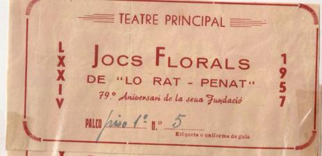 Entrada als Jocs Florals de 1957.png