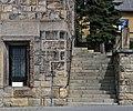 Entrance stairs of st. Stanislaus Kostka church in Bochnia.jpg
