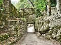Entry to the Moors Castle, Portugal.jpg