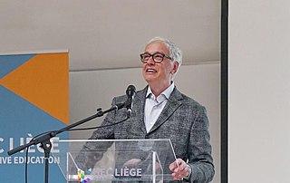 Eric Ghysels Belgian economist (born 1956)