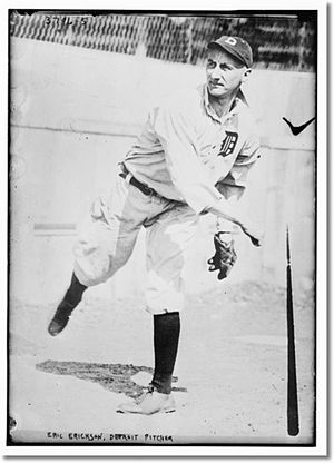 Eric Erickson (baseball) - Image: Eric Erickson