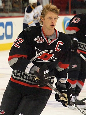 58th National Hockey League All-Star Game - Eric Staal had the first choice in the fantasy draft