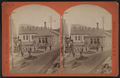 Erie Railroad switching yard, by W. L. Sutton.png