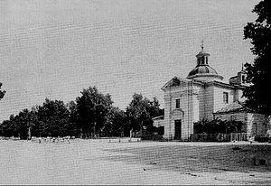 Exterior de la Ermita de San Antonio de la Flo...
