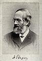 Ernst Leberecht Wagner. Photograph. Wellcome V0027298.jpg