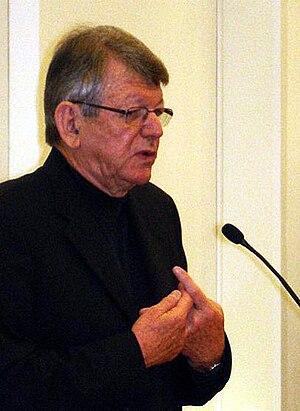 Erwin Kräutler - Image: Erwin Kraeutler Vortrag
