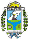 Coat of arms of Tres Arroyos