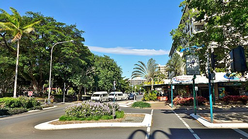 Esplanade, Cairns, 2015 (01)