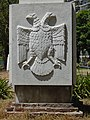 Estatua de Inca Garcilaso de la Vega (Plaza República del Perú, Buenos Aires).jpg