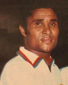 Eusébio in 1972