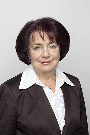 Eva Syková - Eva Syková, 2012