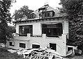 Even dramatisch als veel van zijn toneelstukken is het einde van het voormalige in 1917 gebouwde woonhuis van de in 1924 overleden beroemdste Nederlandse toneelschrijver Herman Heijermans. D, NL-HlmNHA 54036483.JPG