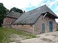 Ewijk (Beuningen, Gld) boerderij Alst 3 schuurzijde.JPG