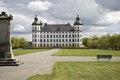 Exteriörbilder. Vår - Skoklosters slott - 86516.tif