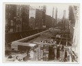 Exterior marble work - construction of the Fortieth Street driveway (NYPL b11524053-489517).tiff