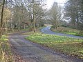 Eymore Wood car park exit - geograph.org.uk - 1074419.jpg