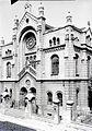 Ezras Izrael Synagogue in Łódź, Włodzimierz Pfeiffer, 001.jpg