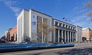 Royal Mint (Spain) - Headquarters at Calle del Doctor Esquerdo Nº 36, Madrid