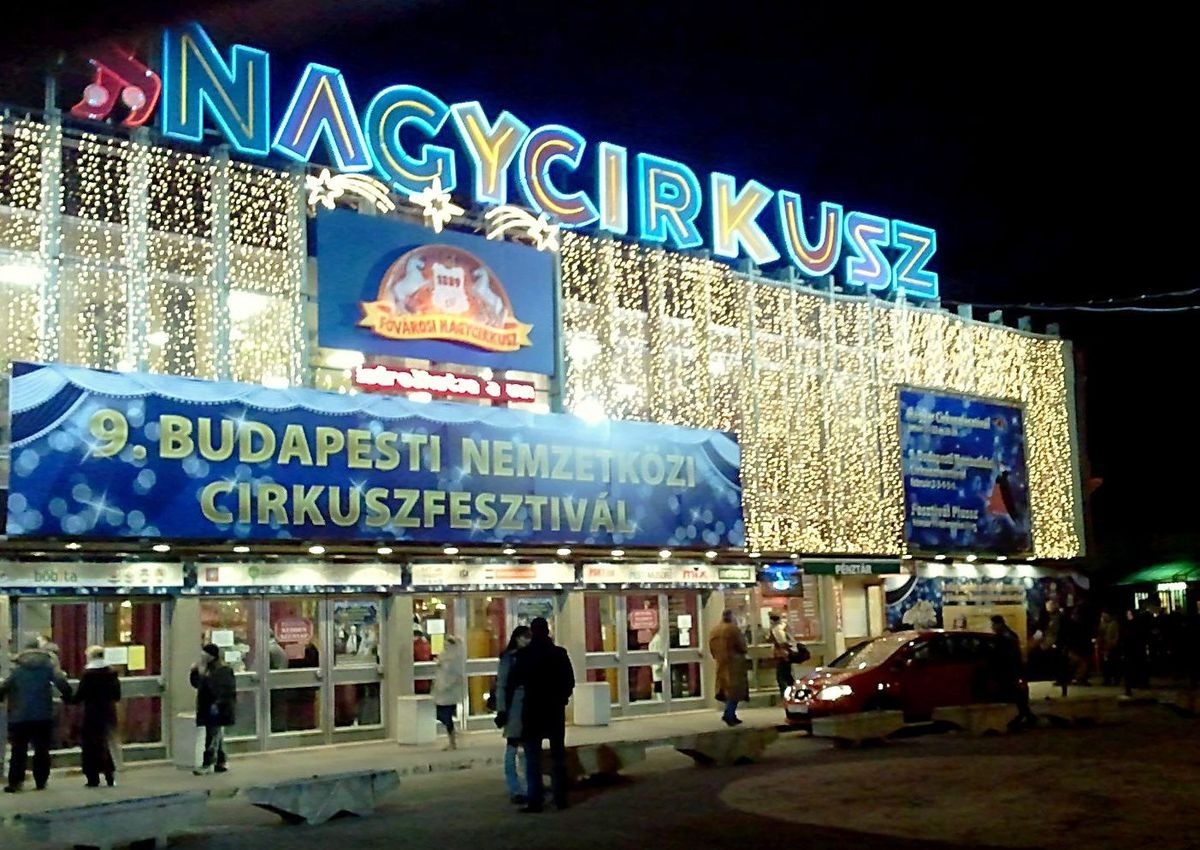 Capital Circus Of Budapest Wikipedia