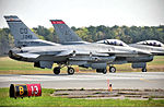 F-16s at Atlantic City ANGB 20 April 2010.jpg