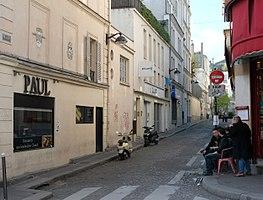 Rue Cauchois