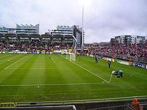 Tallaght Stadium - Tallaght Stadium during the 2009 FAI Cup Final
