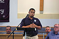 FEMA - 32243 - FEMA Community Relations worker speaks at a public meeting in Ohio.jpg