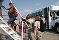 FEMA - 37746 - Residents of Louisiana board a plane for evacuation from Hurricane Gustav.jpg