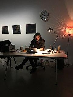 Forfatteren på Bonniers Kunsthalle 2017
