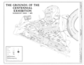 Fairmount Park; , Along Schuylkill River, Philadelphia, Philadelphia County, PA HABS PA,51-PHILA,696- (sheet 9 of 16).png