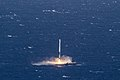 Falcon 9 first stage landing on Droneship.jpg
