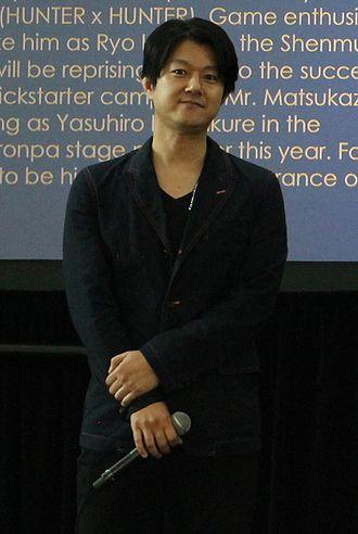 Masaya Matsukaze - Image: Fanime Con 2016 (Masaya Matsukaze)