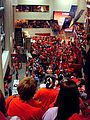 Fans Leaving Flyers' Playoff Game 2010.jpg