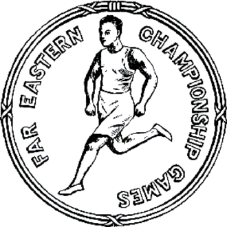 Far Eastern Championship Games - Image: Far Eastern Championship Games logo