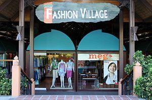 Tiendesitas - Fashion Village